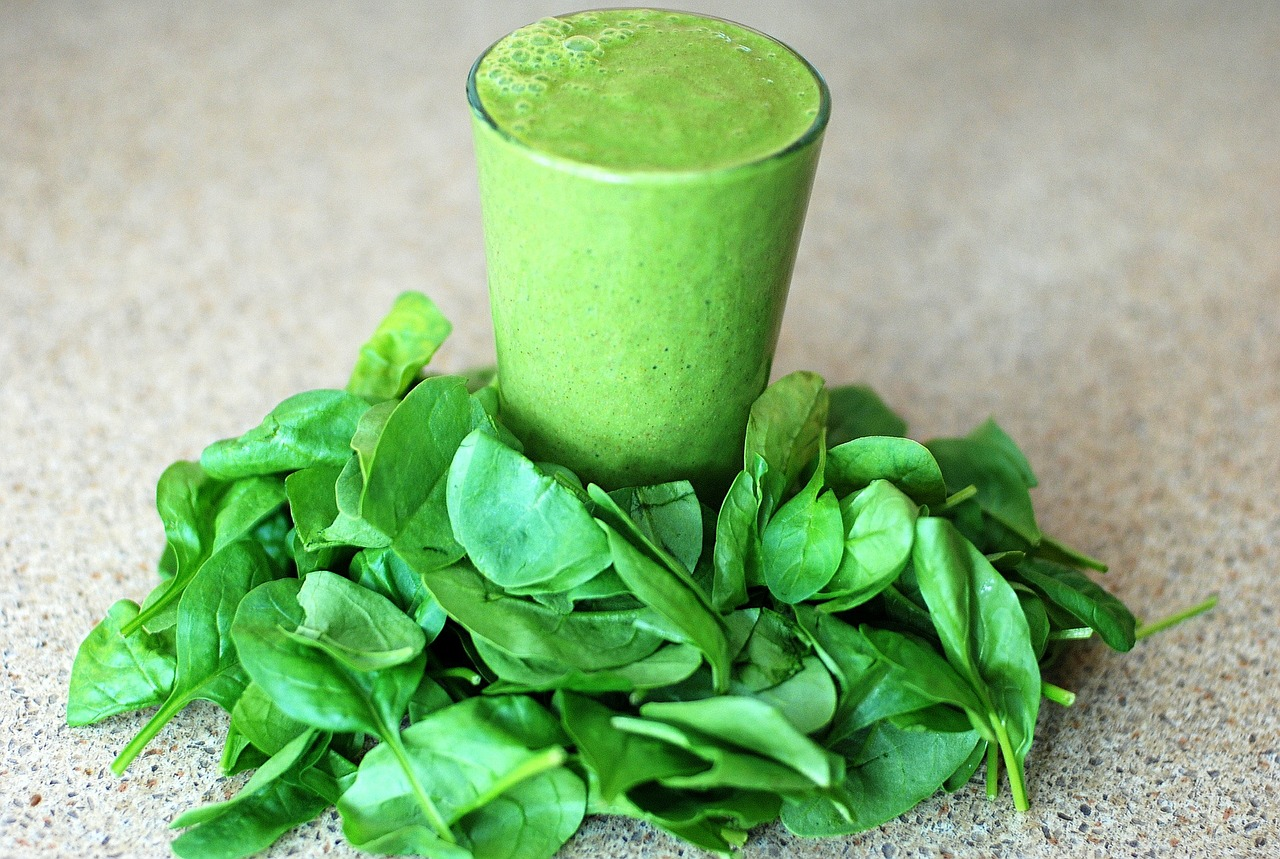 The Best Whole Foods Green Smoothie Recipe — Plant-Based, Vegan, Post-Workout, Protein Smoothie!