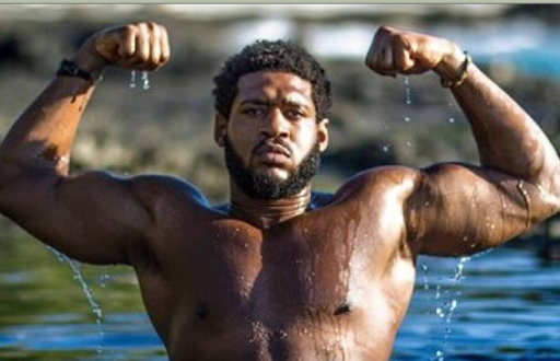Plant-Based All-Stars: NFL Linebacker David Carter aka The 300-lb Vegan