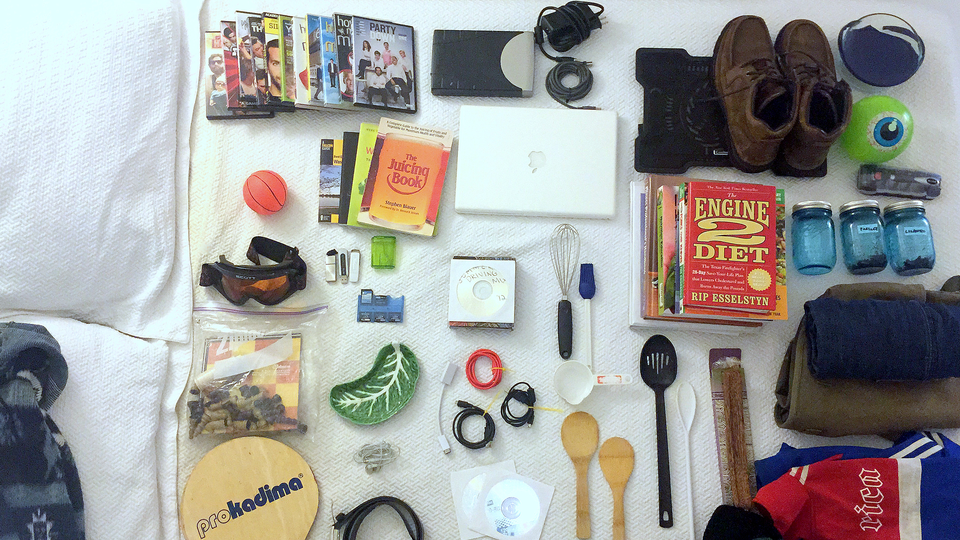 How I Got Rid of 100 Things in One Weekend