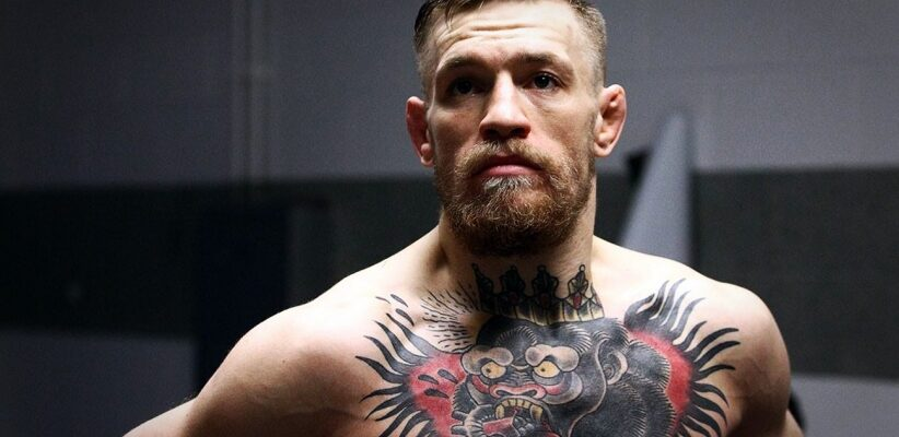 A Plant-Based (Almost Vegan) Athlete Just Beat Conor McGregor